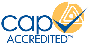 College of American Pathologists (CAP) Accreditation 2017